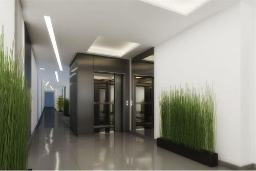 ph 2 ambientes, p baja, cochera y jardin en cuotas