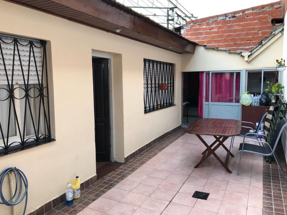 ph | 3 amb | 2 patios | coch. compartida