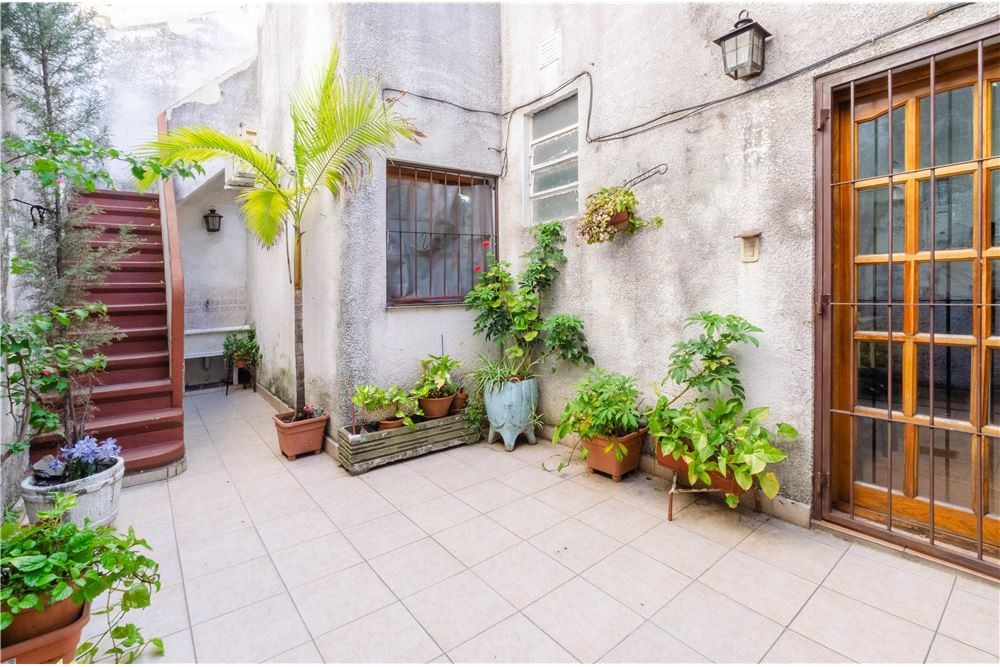 ph 3 amb con patio y terraza - floresta
