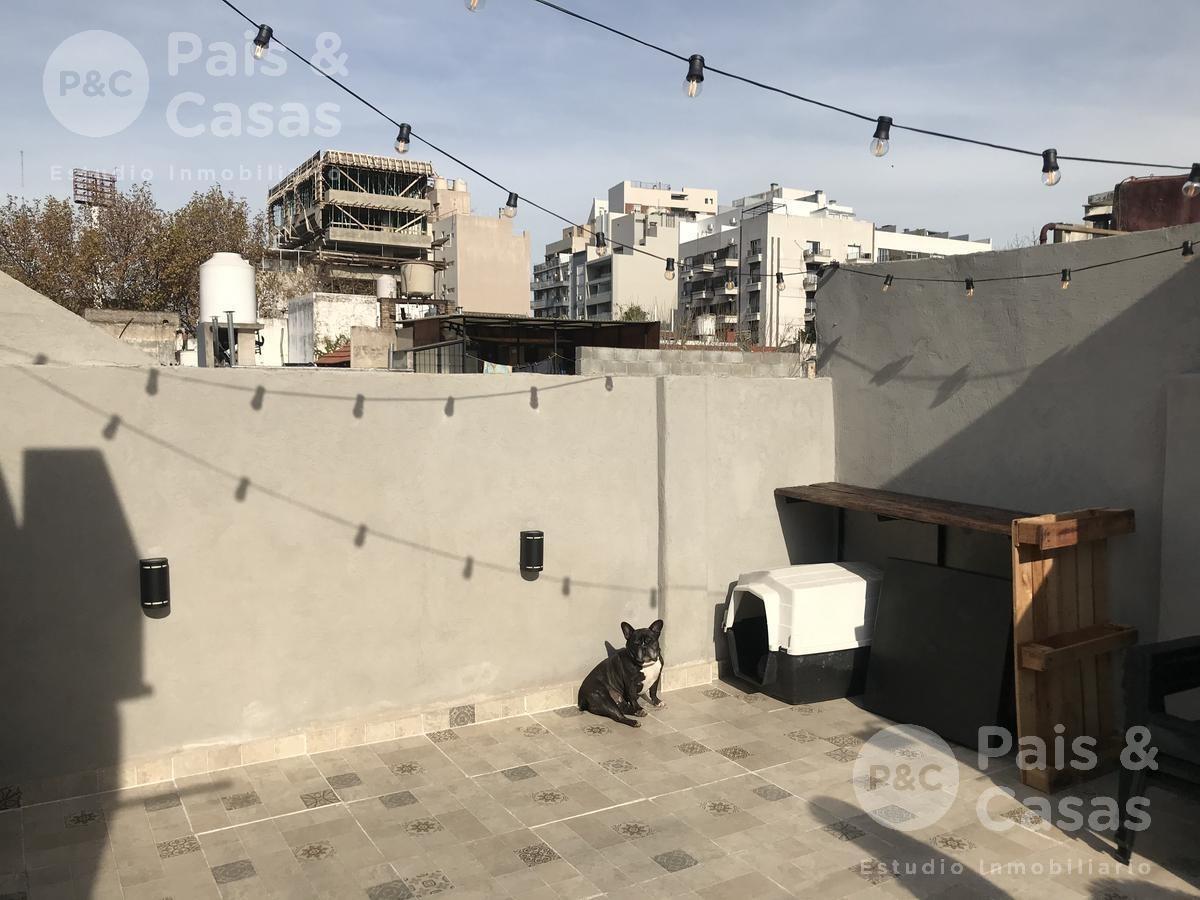 ph- 3 amb. modernizado con terraza