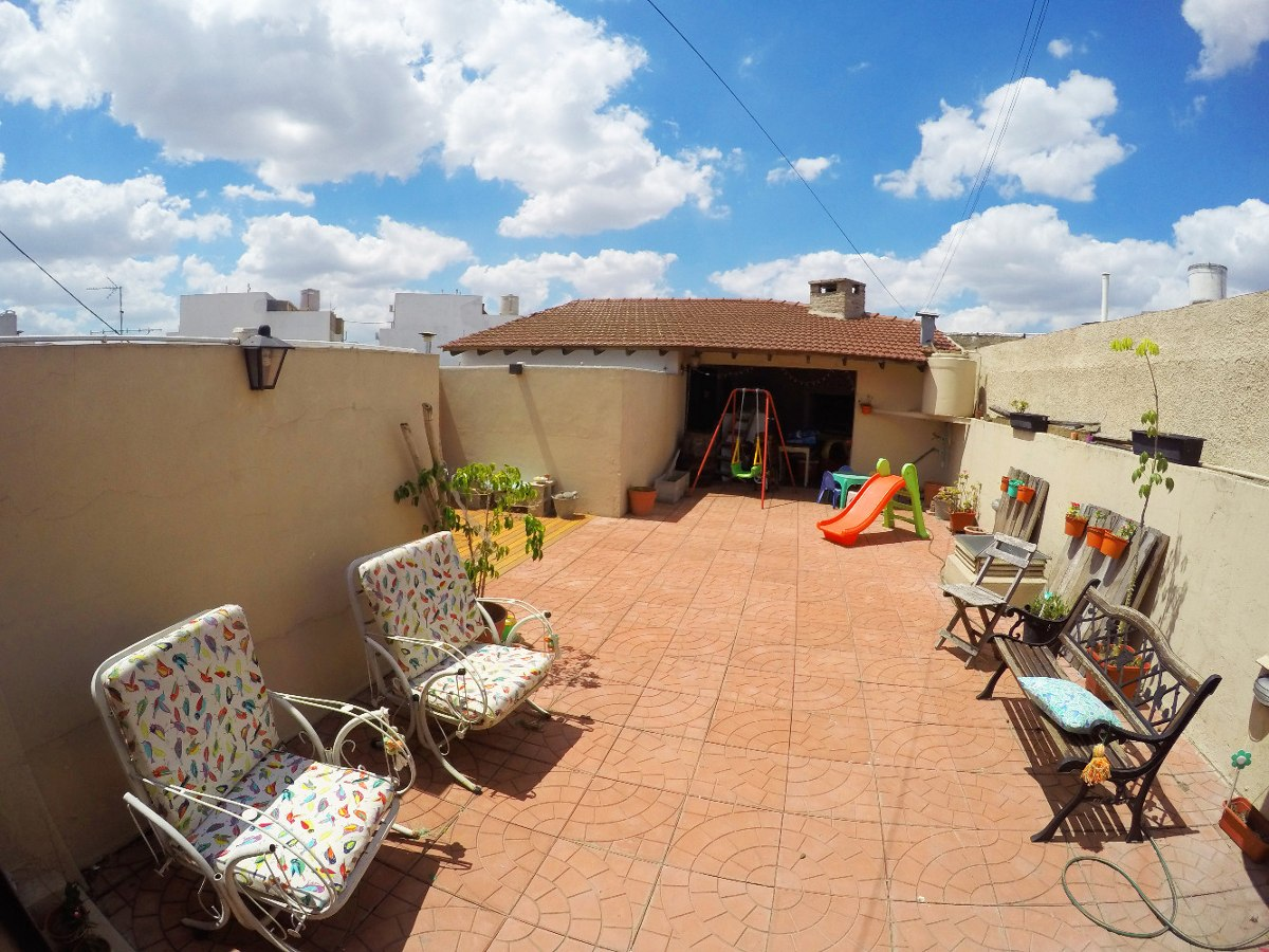 ph 3 ambientes amplia terraza apto credito