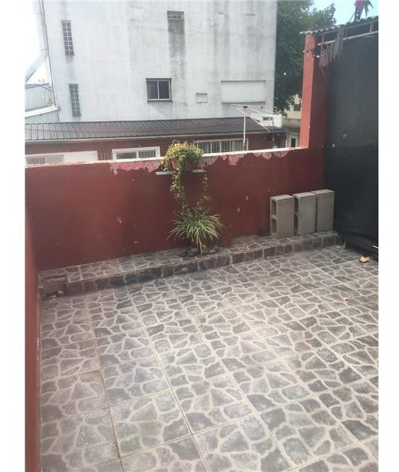 ph 3 ambientes con balcón y terraza sin expensas