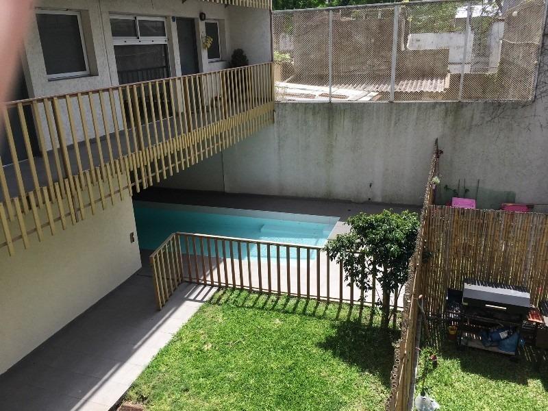ph 3 ambientes con jardin en duplex,