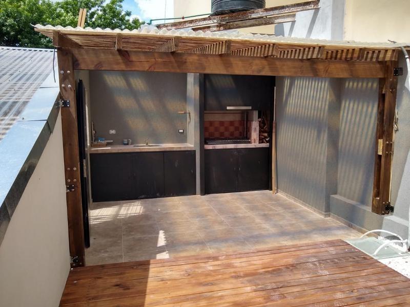ph 3 ambientes mas escritorio con terraza deck solarium.  sin expensas -
