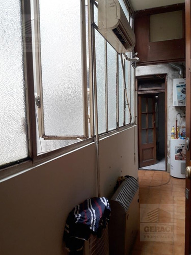 ph 3 ambientes por escalera - balvanera