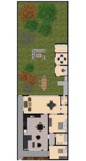 ph 3 ambientes ramos mejia - gran terreno