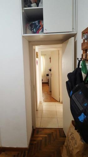 ph 3 ambientes reciclado . patio y garage villa primera