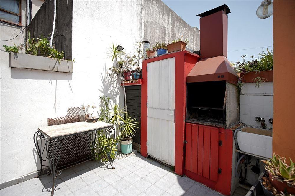 ph 3 ambientes, terraza y parrilla