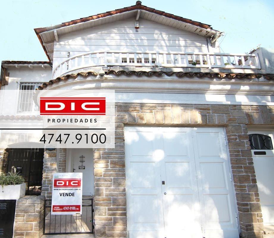 ph 4 amb c/garage en pa con terraza y parrilla,  a 1 cuadra de av centenario  - san isidro