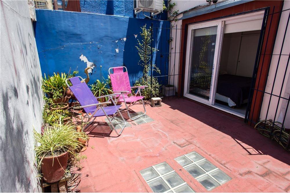 ph 4 amb con patio, terraza, estudio de grabación