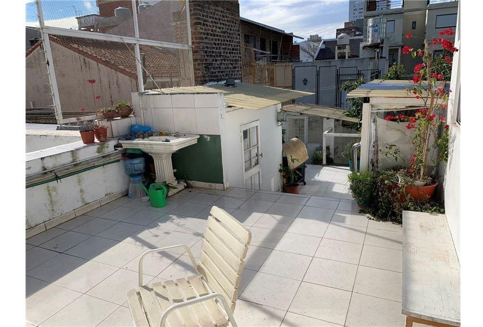 ph 4 amb con terraza - saavedra