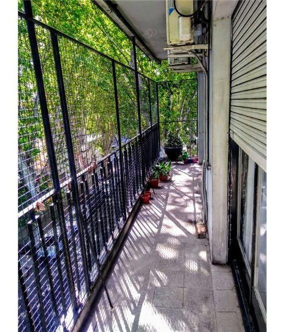ph 4 amb + dependencia  con terraza compartida