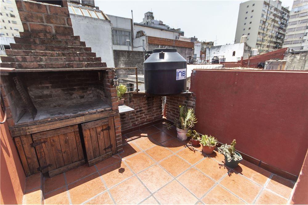 ph 4 amb venta san cristobal terraza con parilla