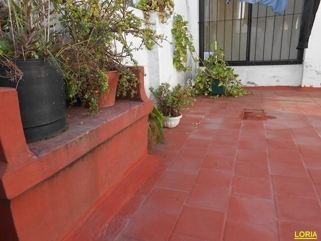 ph 4 ambientes - 2 baños - terraza propia - sin expensas.-