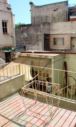 ph 4 ambientes con patio y terraza