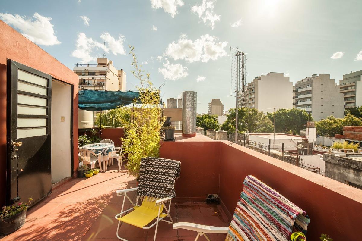 ph  4 ambientes villa del parque con terraza y mucha luz!