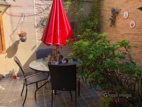 ph 4amb. patio/terraza/doble circulacion/muy buen estado villa devoto