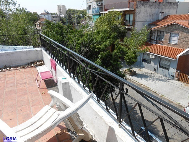 ph - 5 amb + depto 3 amb - terraza propia - 2 balcones.-