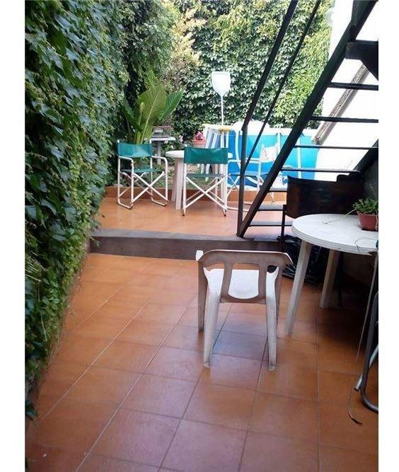 ph 5 ambientes en monte castro con jardin terraza