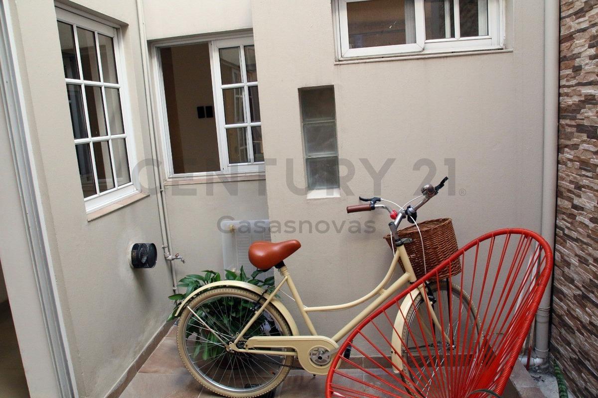 ph 5 ambientes, reciclado a nuevo, 3 baños, terraza, quincho y parrilla
