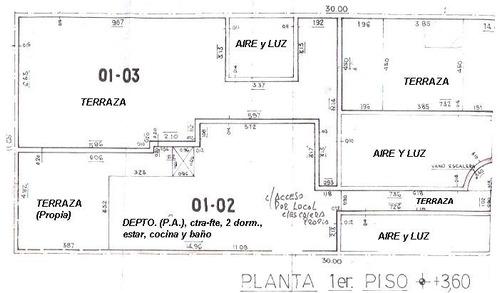 ph 6 e/ 43 y 44 (venta)