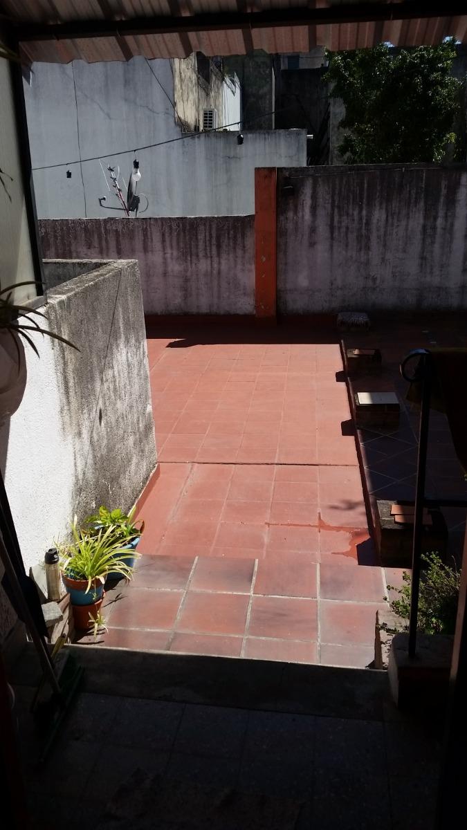 ph 7amb. 1° piso al fte.con balcon, 2 terrazas 1c/parrilla