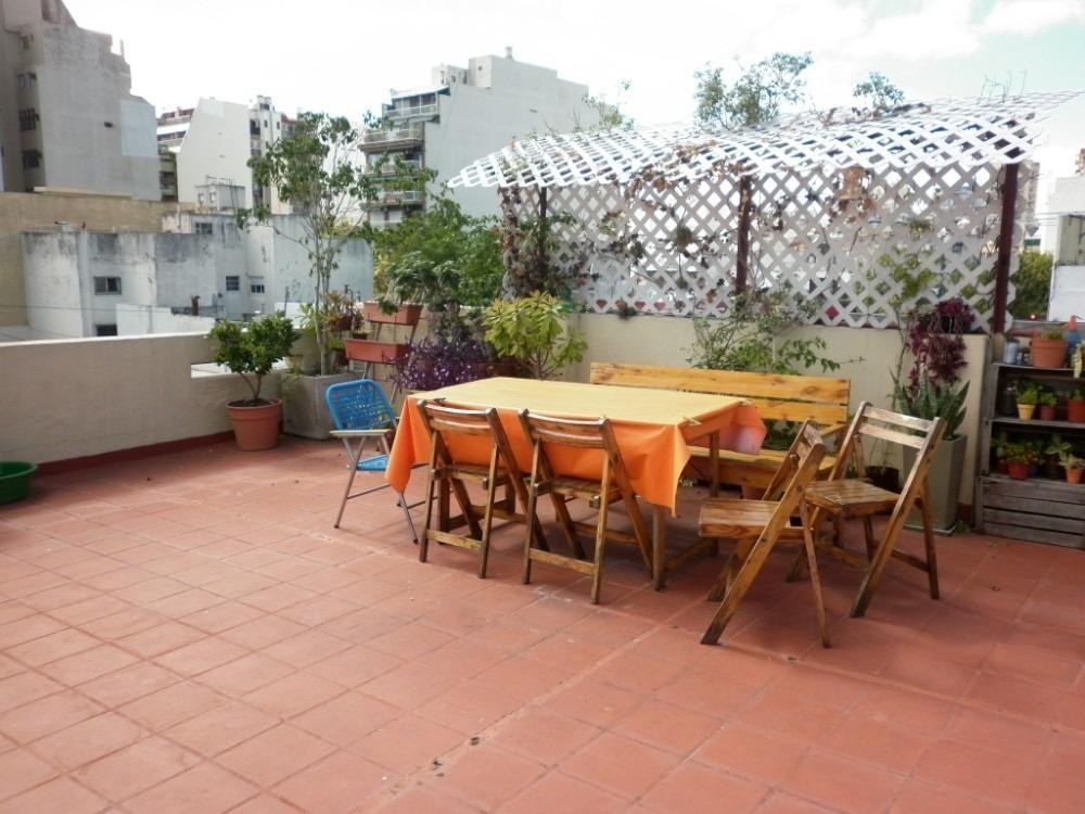 ph belgrano 4 ambientes terraza propia