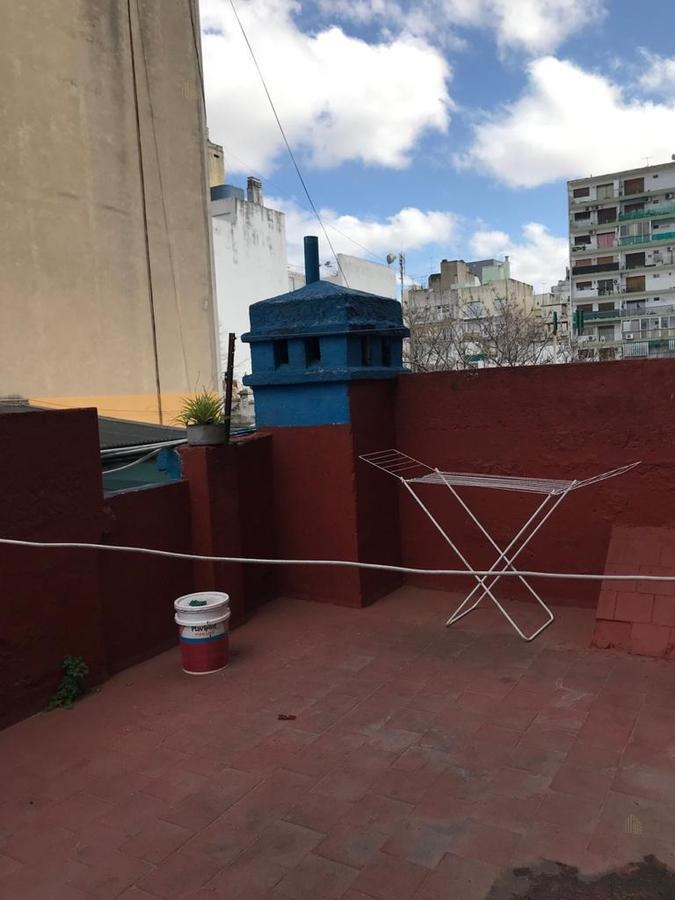 ph con amplia terraza - sin expensas - monserrat