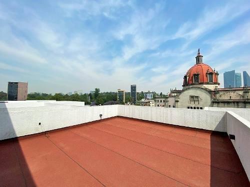 ph con roof privado para estrenar en san miguel chapultepec