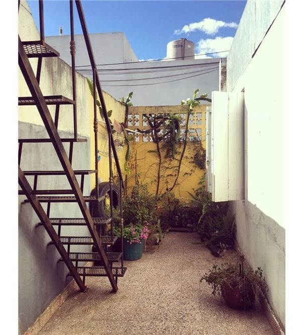 ph de 2 ambientes en ciudadela con patio