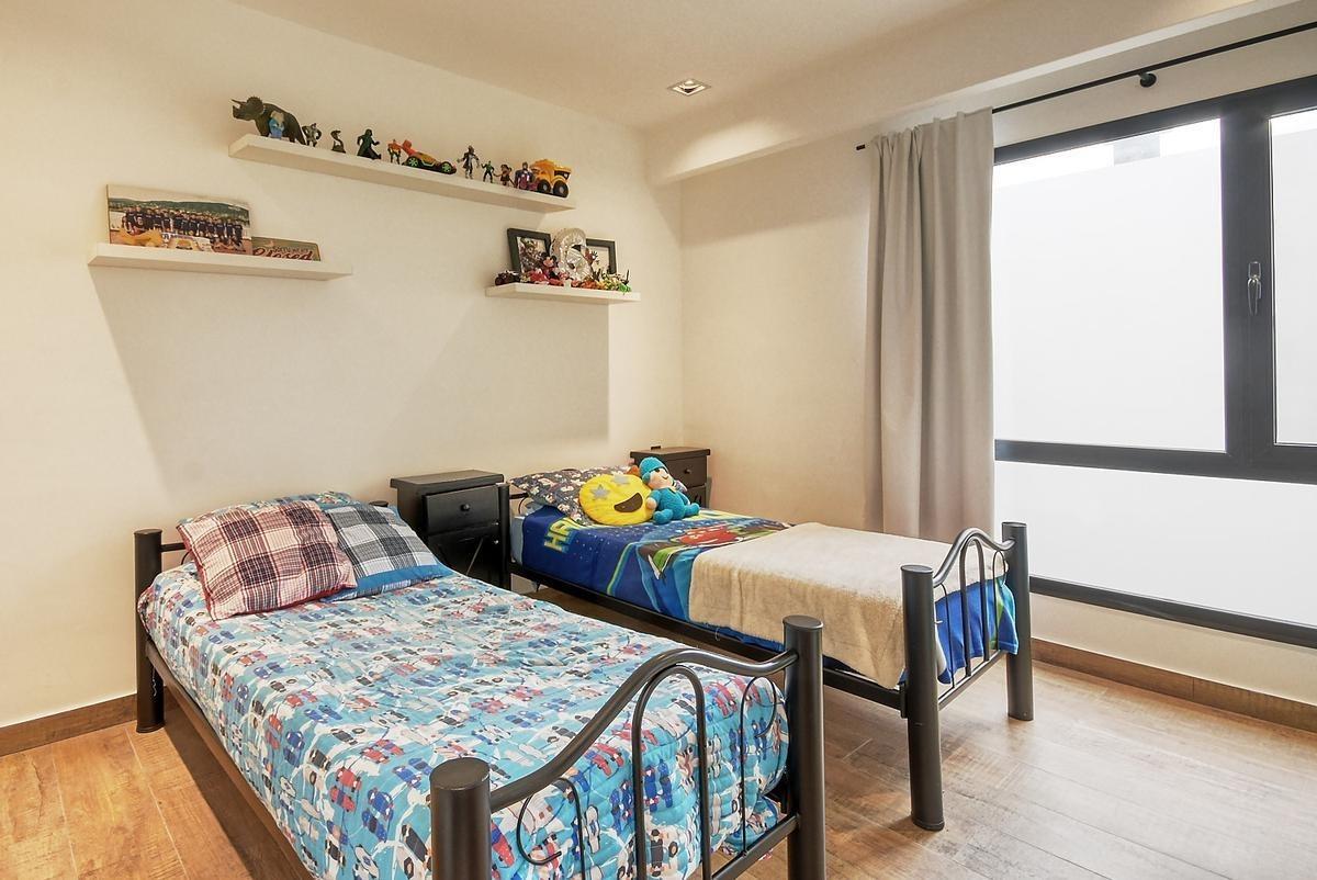 ph de 2 dormitorios con terraza verde