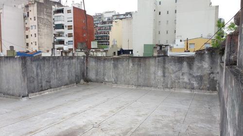 ph de 216 m² cubiertos en exclusiva zona de caballito. valle