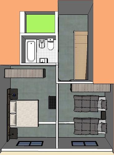 ph de 3 ambientes