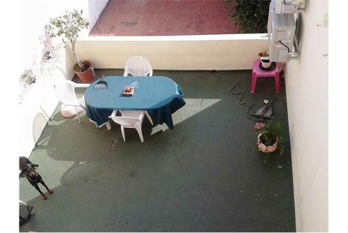 ph de 3 ambientes con terrazas excelente reciclado