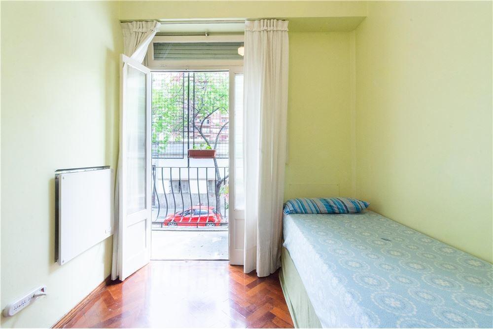 ph de 4 amb c/ balcón y terraza común - caballito