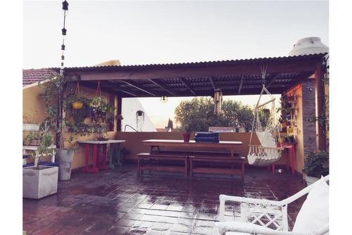 ph  dos dormitorios con terraza en martinez