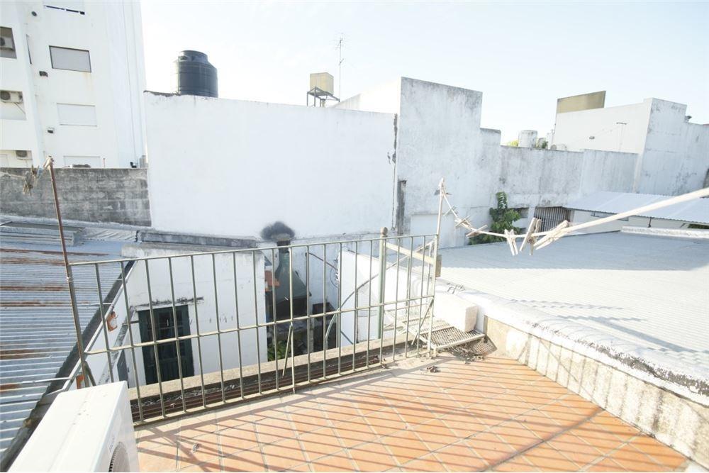 ph dos dormitorios en la plata, patio y terraza
