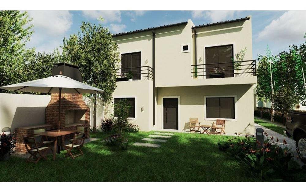 ph duplex tipo casa 3 ambientes con cochera
