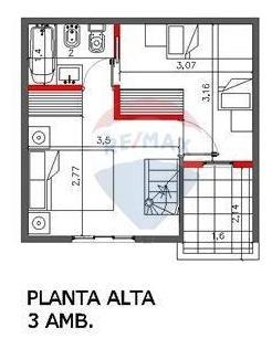 ph en florida 2 amb divisible c/ patio+terraza