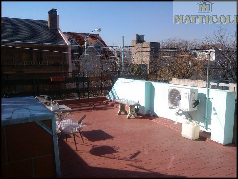 ph en pb al frente de 61 m2 mas terraza propia con premiso para construir! en parque chass