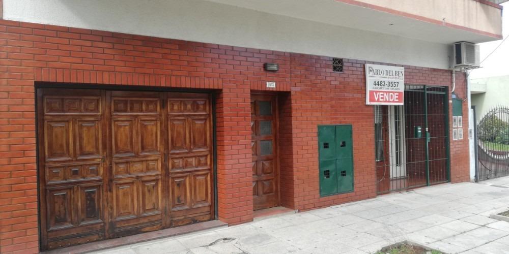 p.h en san justo centro garage parque sin expensas p. baja