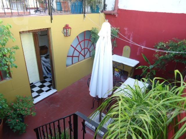 ph en san telmo. amplia terraza. con lavarropas. alquiler temporario