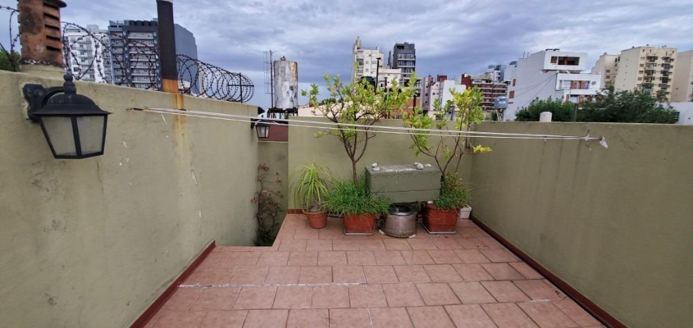 ph en venta en barracas con terraza