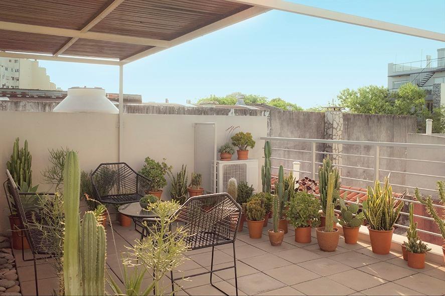 ph en villa urquiza 2 ambientes y medio