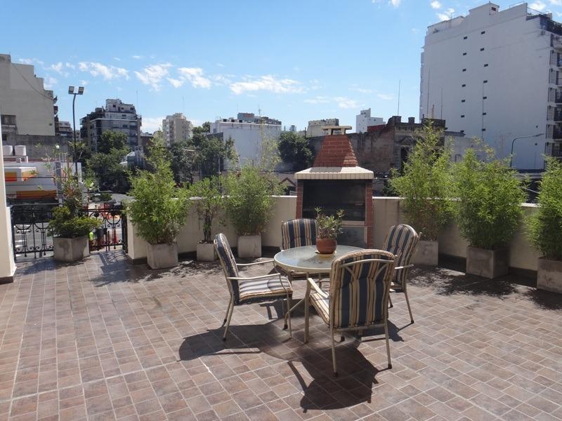 ph ent indep con terraza propia !!!!