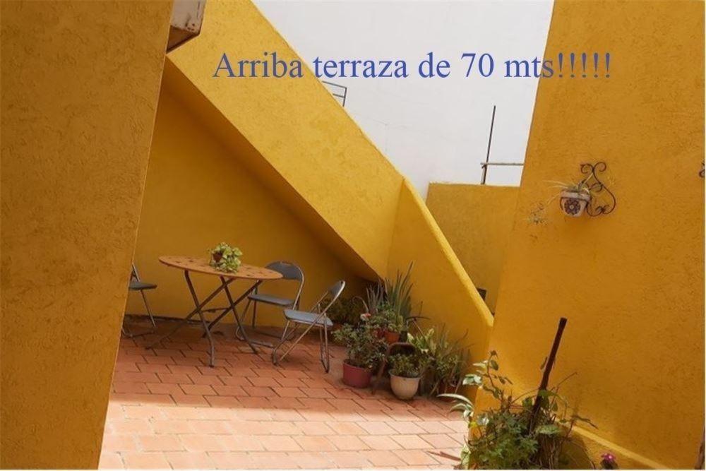 ph entrada indep. de 185 mts/4 amb y gran terraza
