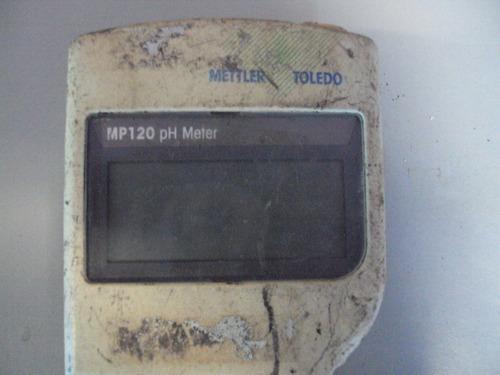 ph meter mp 120 mettler toledo no estado!!!