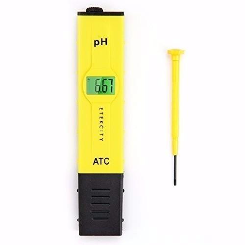 ph metro digital de bolsillo ph-108 0,0 a 14,0 ph  ypt