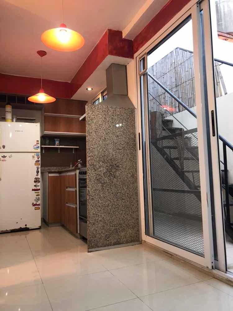 ph monoambiente con patio y terraza sin  exp. dueño directo