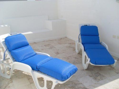 ph para 8 personas con jacuzzi en la terraza y alberca comun